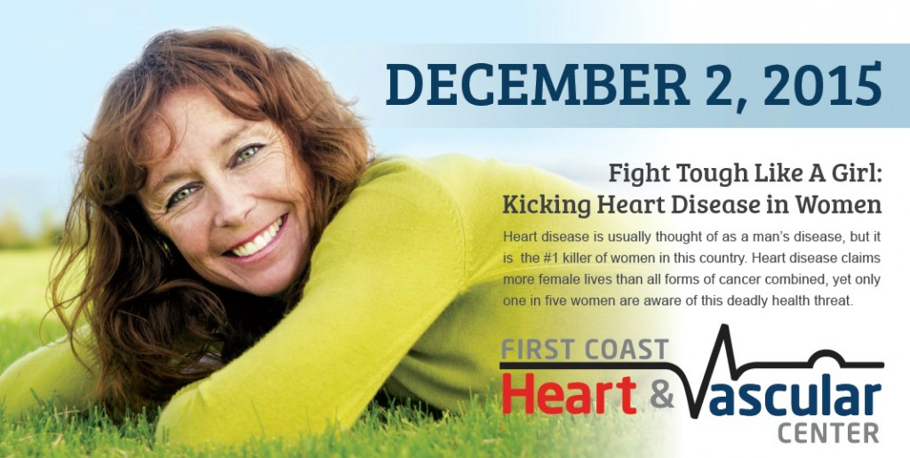 Dr. Crisco discusses kicking heart disease in women